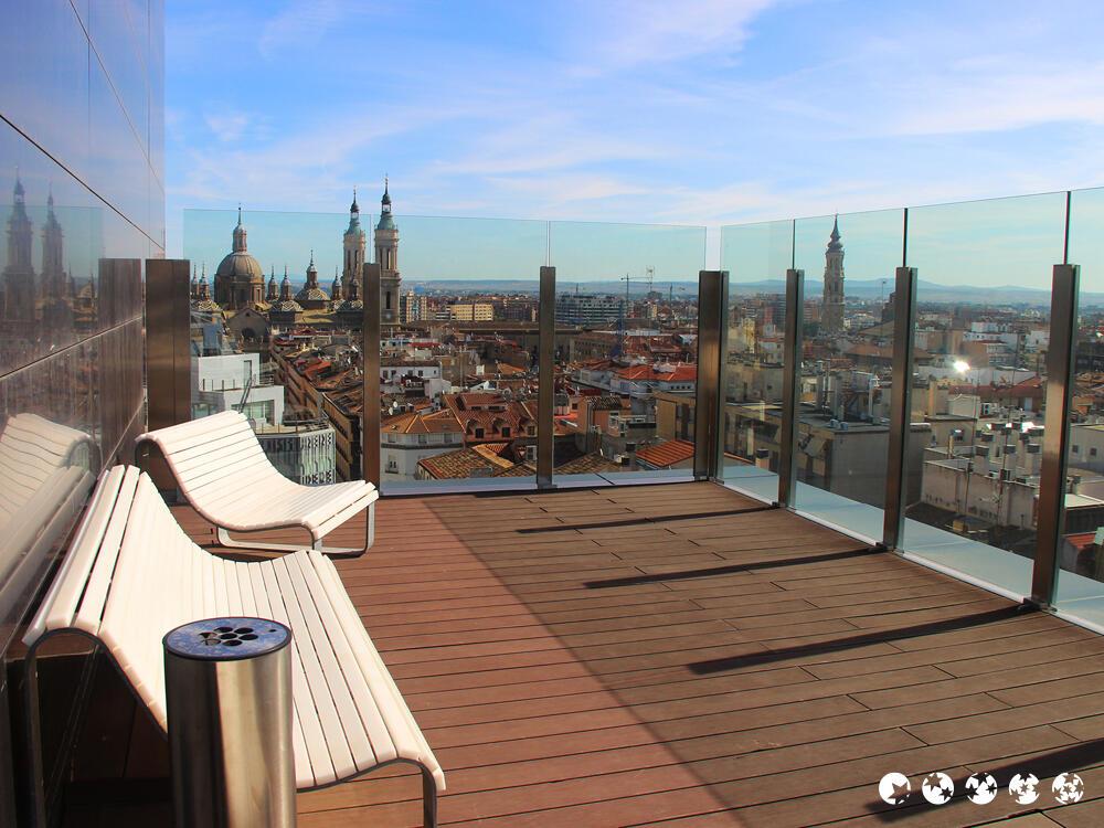 Habitacion Hotel Zaragoza