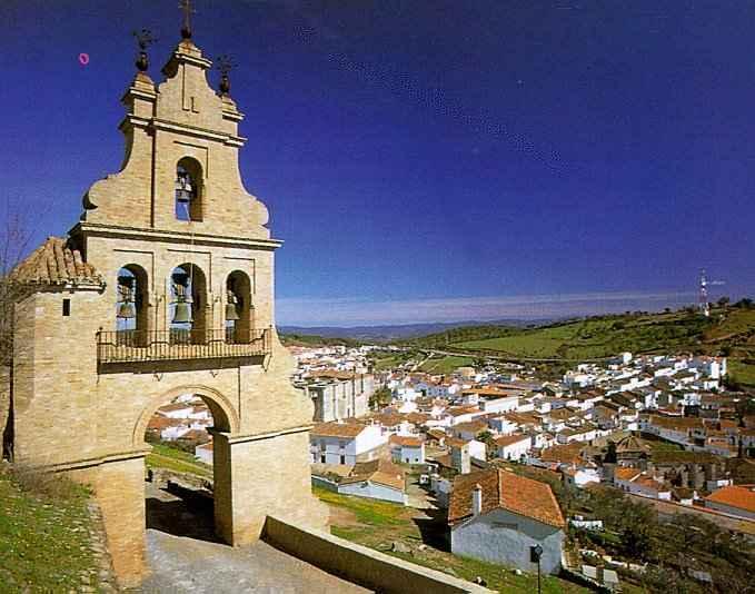 Hoteles en Aracena Huelva  Tu Hotel en centraldereservascom