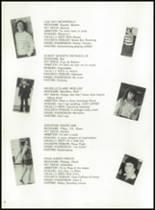 Explore 1984 Triopia High School Yearbook, Concord IL