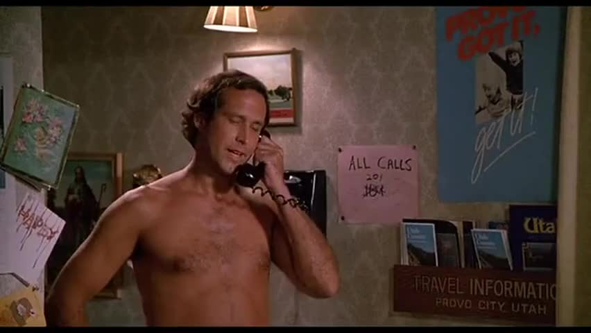 Yarn | l love your body, Larry. ~ Fletch (1985) | Video clips by quotes,  clip | c8db5708-5477-4432-891e-1824f5057f4b | 紗