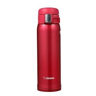 red kitchen appliances retractable faucet zojirushi 象印 sm-sa48-rw 不锈钢保温杯 红色 480ml【价格 测评 怎么样】_什么值得买