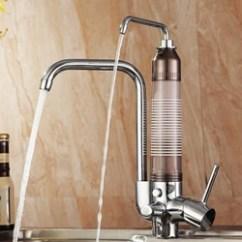 Kitchen Faucet Filter Oil Rubbed Bronze Faucets 阿玛蒂净水器厨房直饮水净水龙头自来水过滤器净水厨房龙头df7083c 红色 1380 1380元