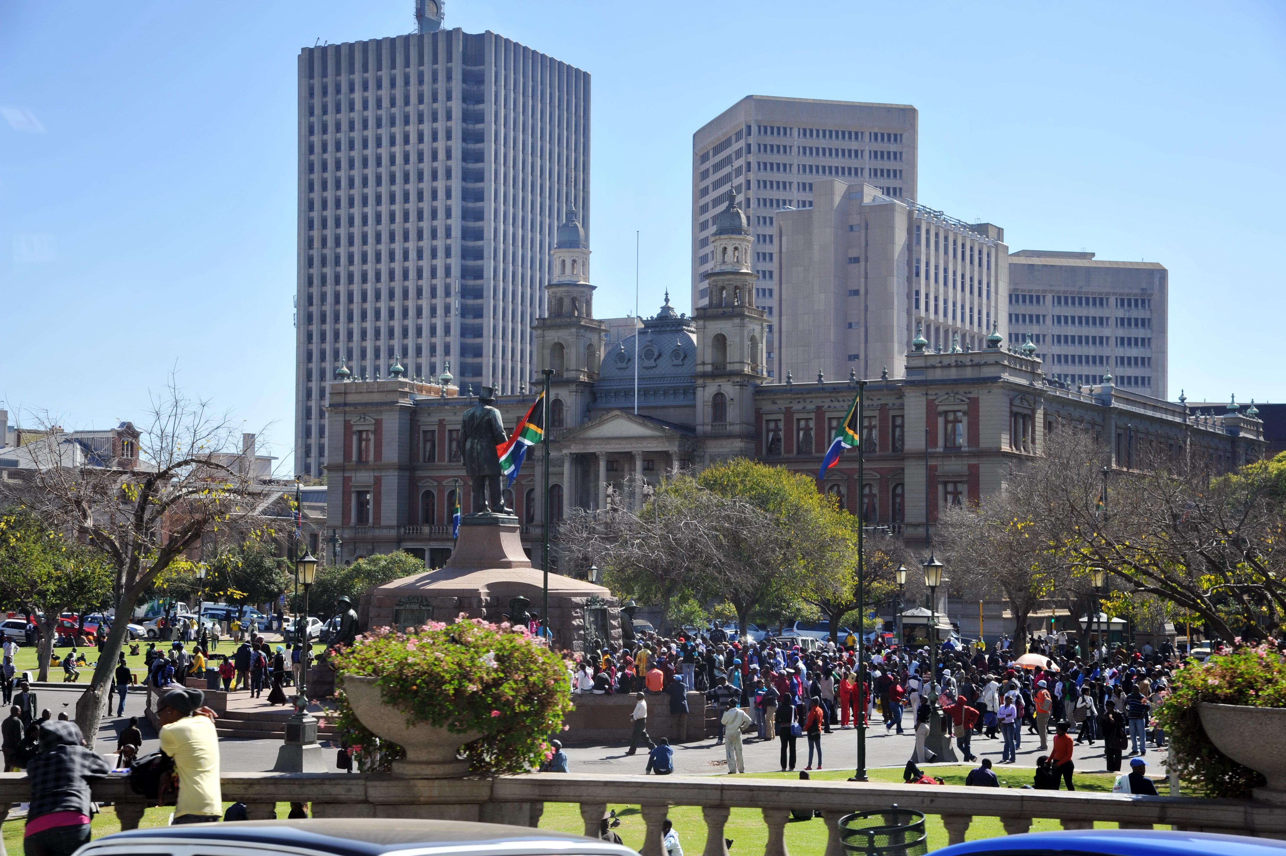 紫葳之城 南非行政首都比勒陀利亞_陜西頻道_鳳凰網