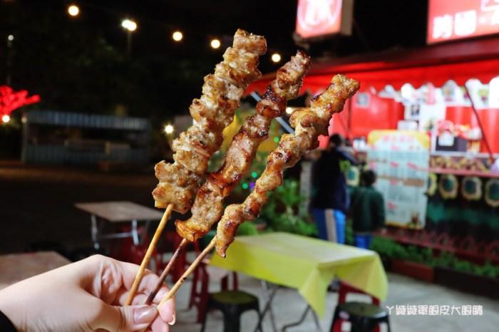 新竹美食推薦跨國越泰美食!泰式烤雞肉加泰奶只要七十元!必吃泰式炸無骨雞