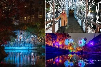 2021台灣燈會護城河燈區搶先看!邀請民眾夜晚一起來欣賞浪漫螢火蟲燈、煙火花