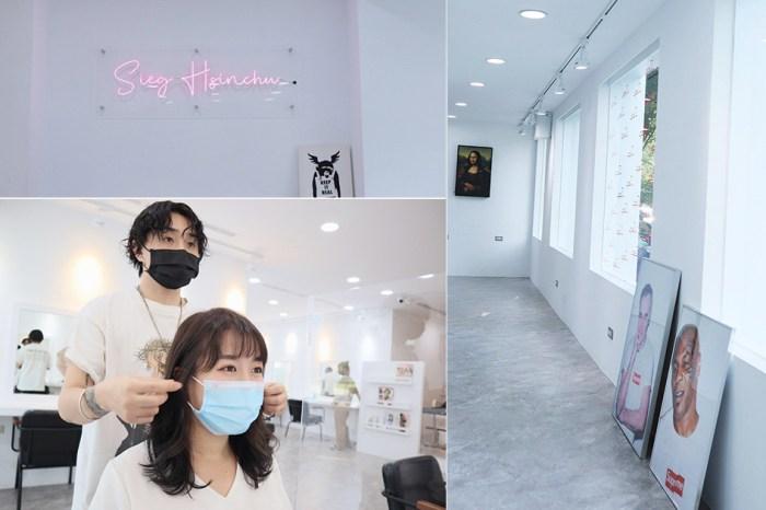 新竹髮廊推薦Sieg Hair Salon!新開幕超美日系質感髮廊,總評論破千則、GOOGLE評價近五顆星