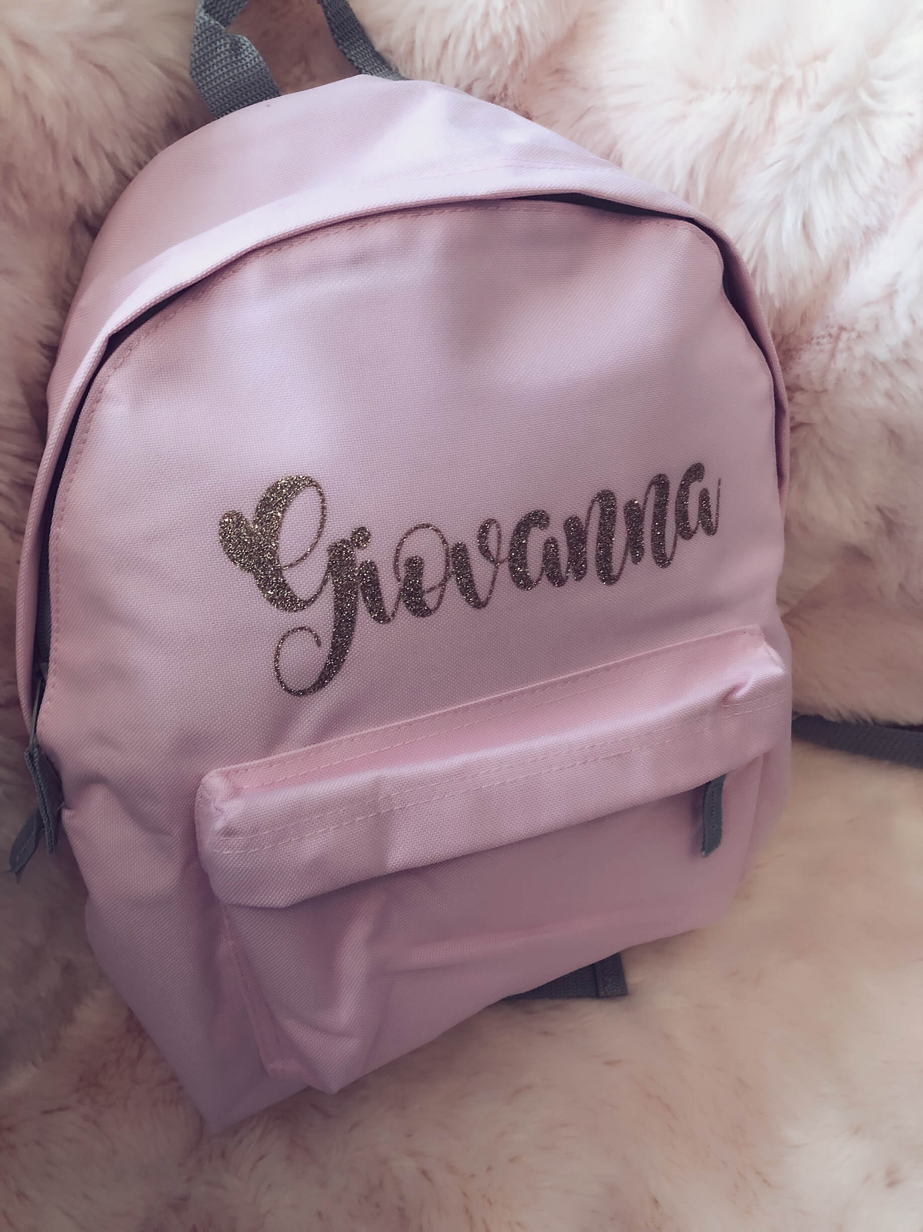 personalised book bags for