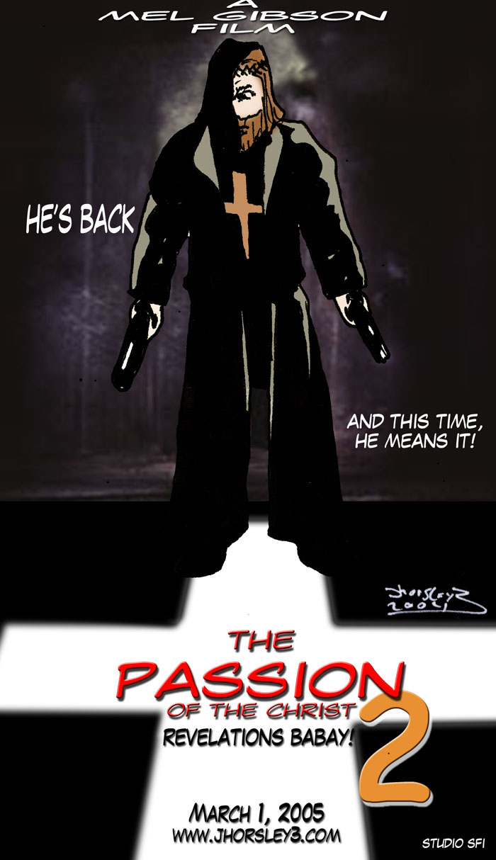 The Passion Of The Christ 2 Revelations Baybay