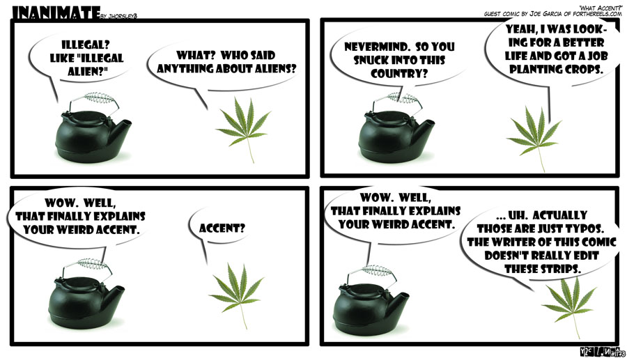 What Accent By Joe Garcia