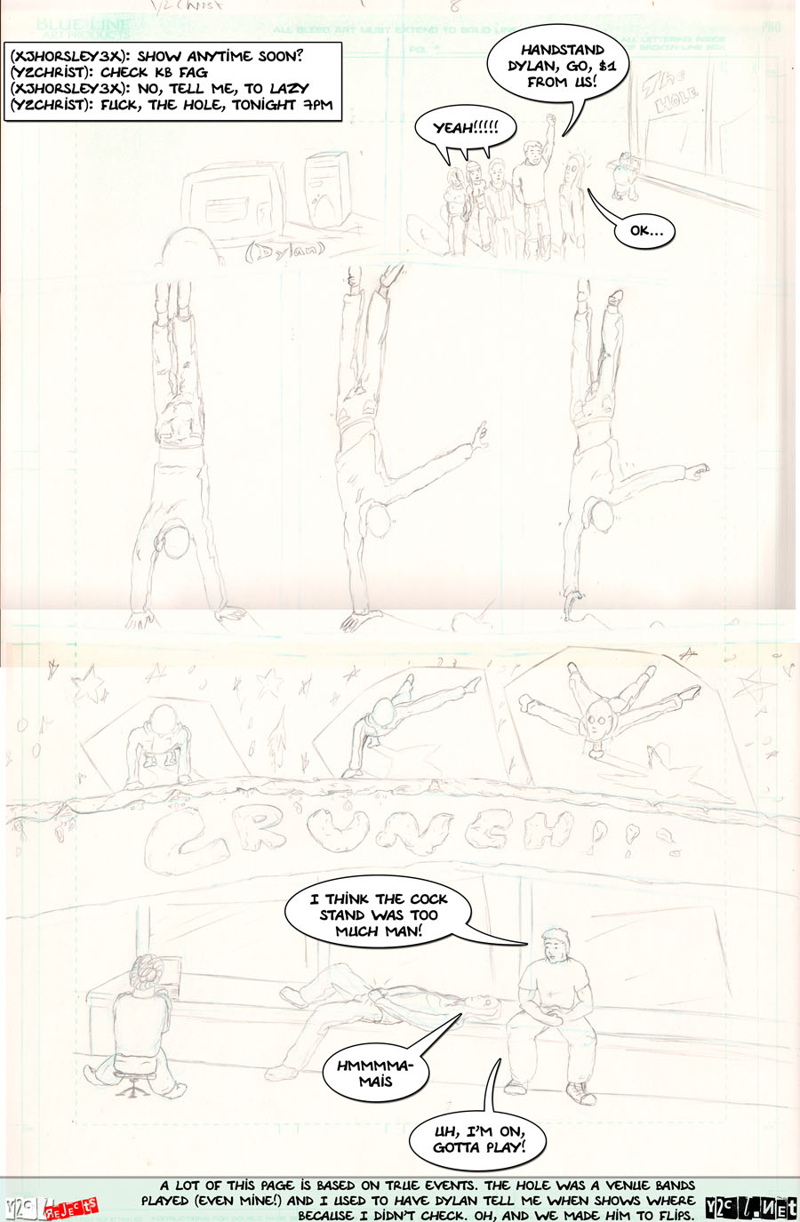 y2christ ComX Page 8 – Handstands and more