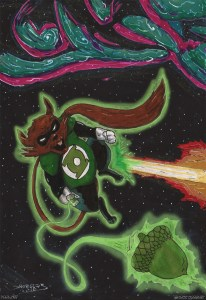 Green Lantern vs GOTG - Chp copy
