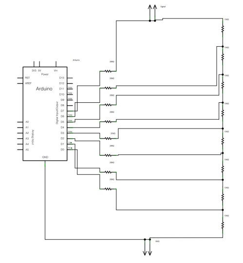 small resolution of  r 2r ladder dac circuit image