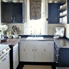 Compact Kitchens Kitchen Rugs And Runners 麻雀虽小五脏全45个紧凑型厨房配置方案 家居频道 凤凰网