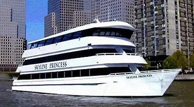 Skyline Princess Yacht Charter Wedding Corporate
