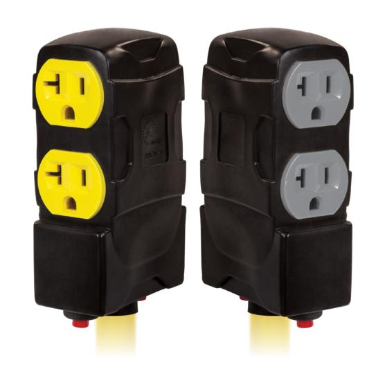 Extension Cords Our Line Of Circuit Breaker Protected Extension Cords