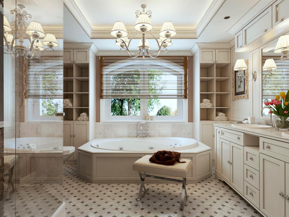 mediterranean-bathroom-style