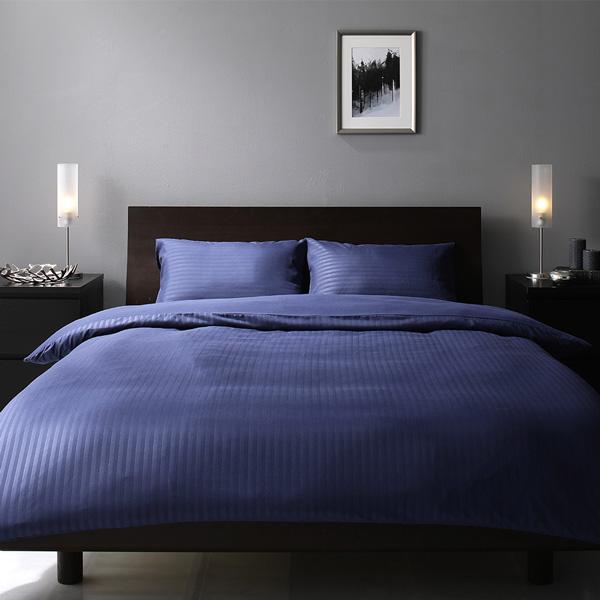 高級感あるベッドカバー3点セット