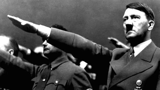 Эссе Адольф Гитлер