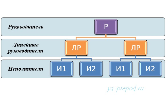 схема линейной структуры ya-prepod.ru