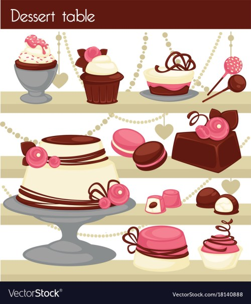 small resolution of cafeteria clipart buffet candy bar or dessert clip art free