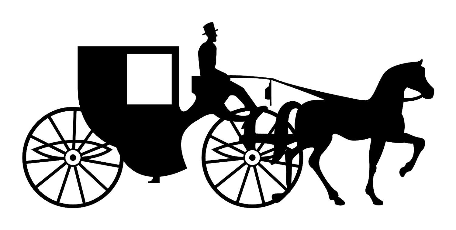 hight resolution of carriage clipart horse drawn vehicles for cinderella and