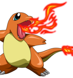 lanzallamas by uraharataichou on charmander png picture [ 988 x 809 Pixel ]