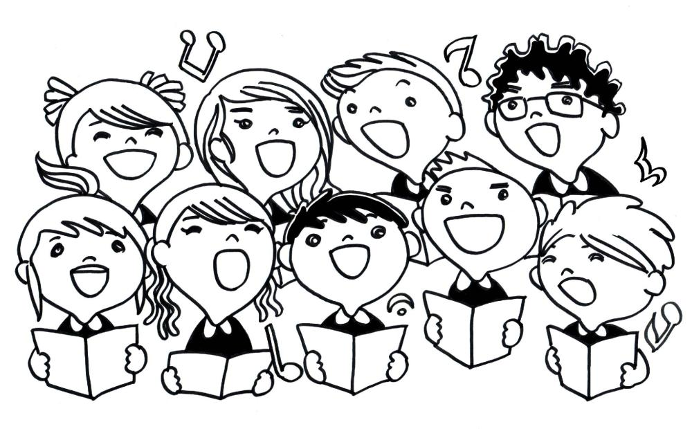 medium resolution of choir clipart thing best design clip free library