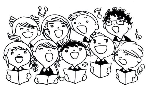 small resolution of choir clipart thing best design clip free library