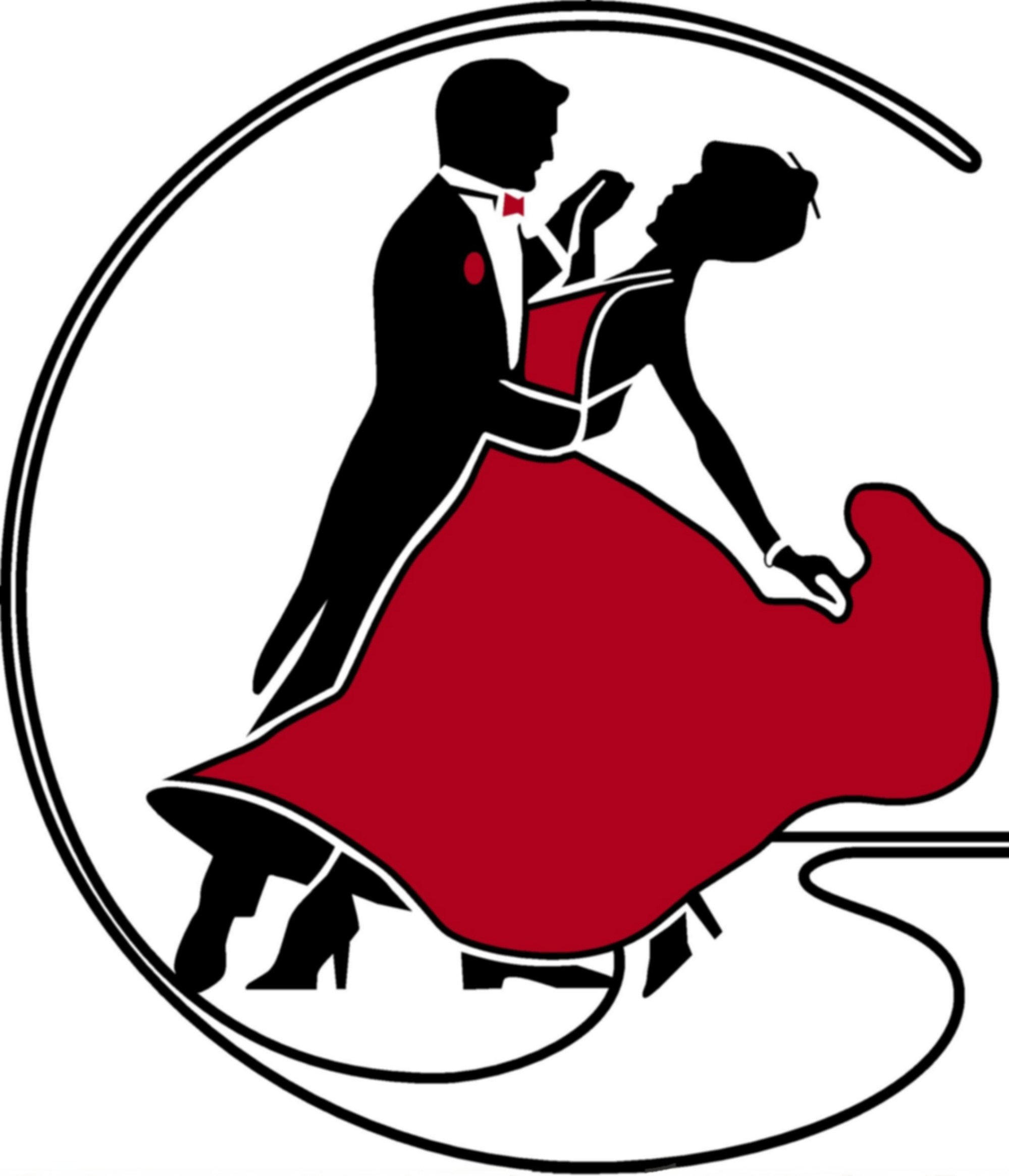 hight resolution of dancer clipart ballroom dance silhouette dancers at getdrawings graphic library download