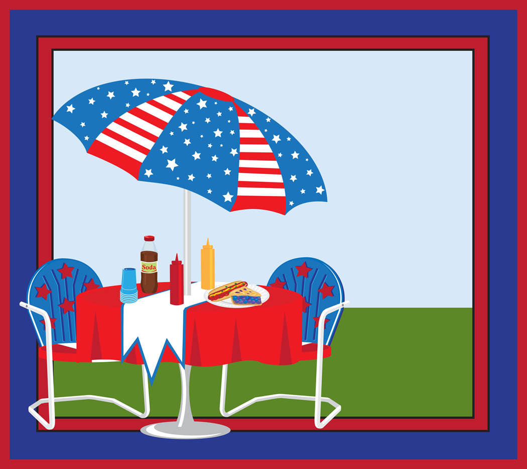 hight resolution of july clipart picnic