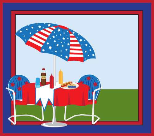 small resolution of july clipart picnic