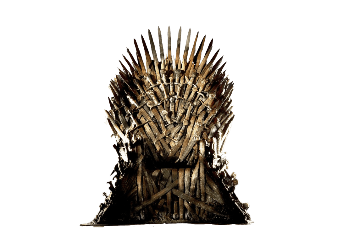 iron throne chair covers walmart canada vector transparent png clipart free download