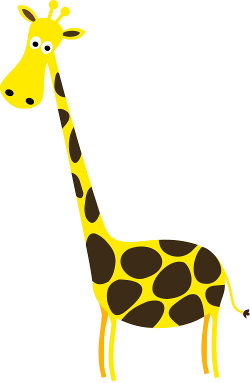 small resolution of giraffe clipart png banner free library