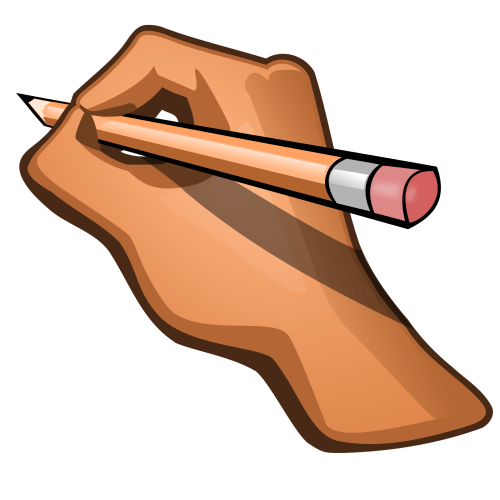 small resolution of pencil writing clipart png graphic freeuse
