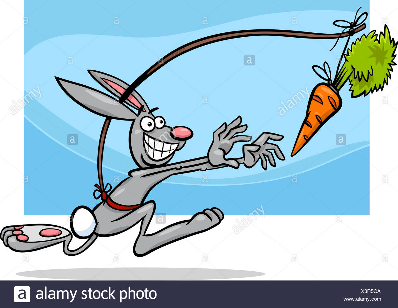 hight resolution of motivation clipart dangle dangling a carrot stock image download