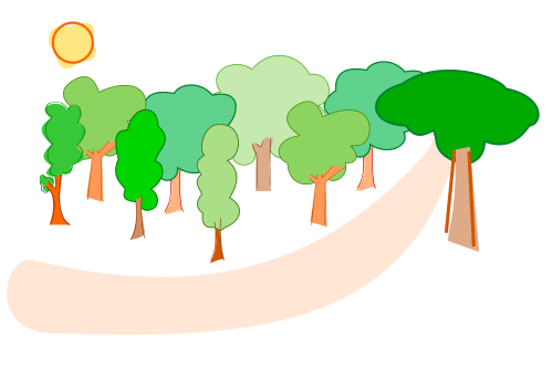 small resolution of pond vector forest clipart collection of free brize clip royalty free stock
