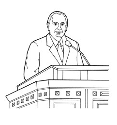 primary clipart general conference lds thomas s monson speaking png royalty free stock [ 1200 x 1600 Pixel ]