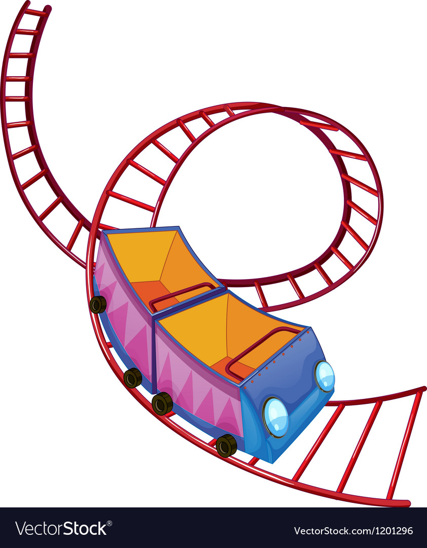 hight resolution of a ride royalty free carnival clipart roller coaster banner transparent library