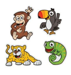 jungle cutouts orientaltrading com safari clipart journey picture royalty free download [ 1500 x 1500 Pixel ]