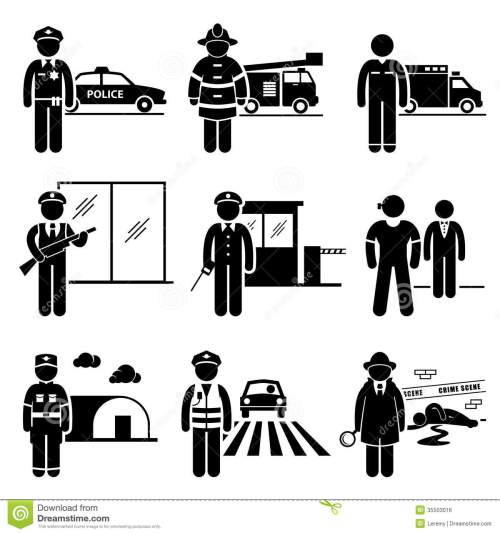 small resolution of safety clipart public safety stock illustrations vectors dreamstime royalty free