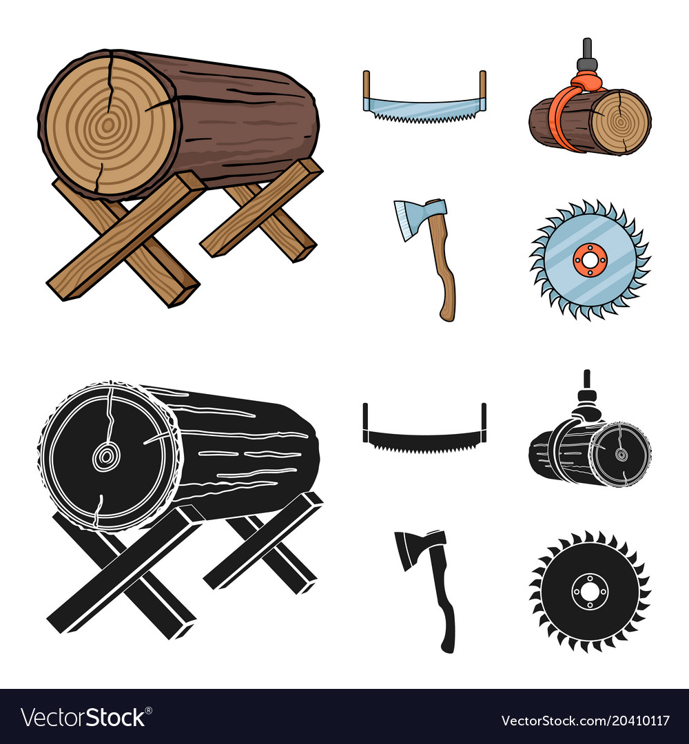 hight resolution of saw clipart two handed log on supports hand clip download