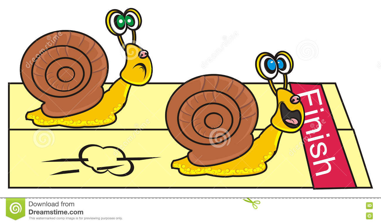 hight resolution of of two snails stock snail clipart snail race png transparent library