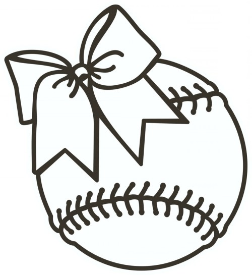 small resolution of softball clipart vector transparent download