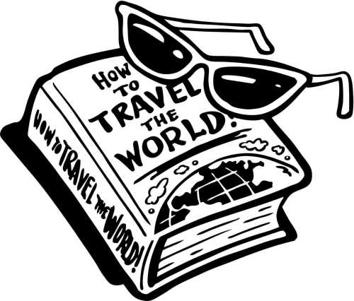 small resolution of travel clipart travel guide clip art stock