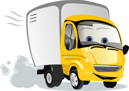 small resolution of truck clipart animated cartoon trucks image group