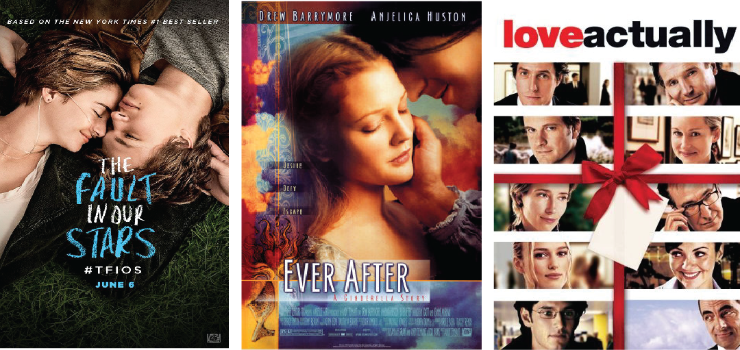 Top 10 movies about non-cheesy love