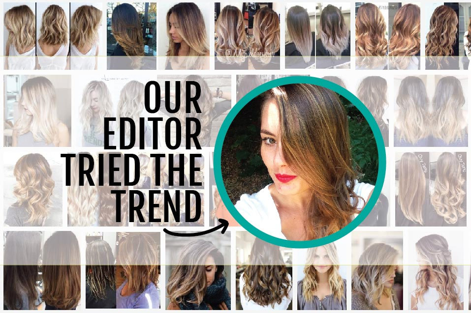 Balayage: the low down on this unpronounceable hair trend