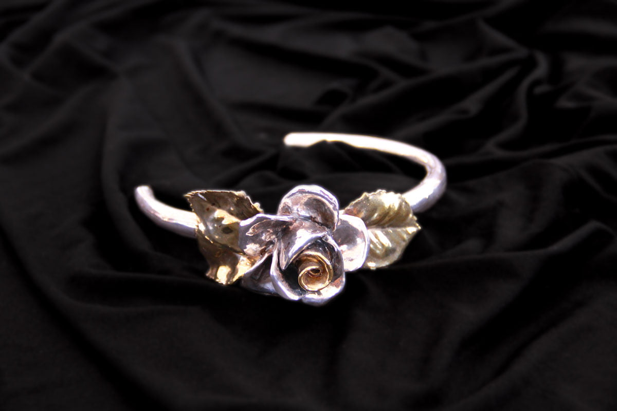 Rose Ring by Yaacov Heller