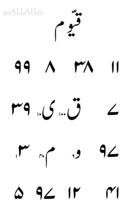17 Problems! King of All Wazifa-ya Hayyu ya Qayyum