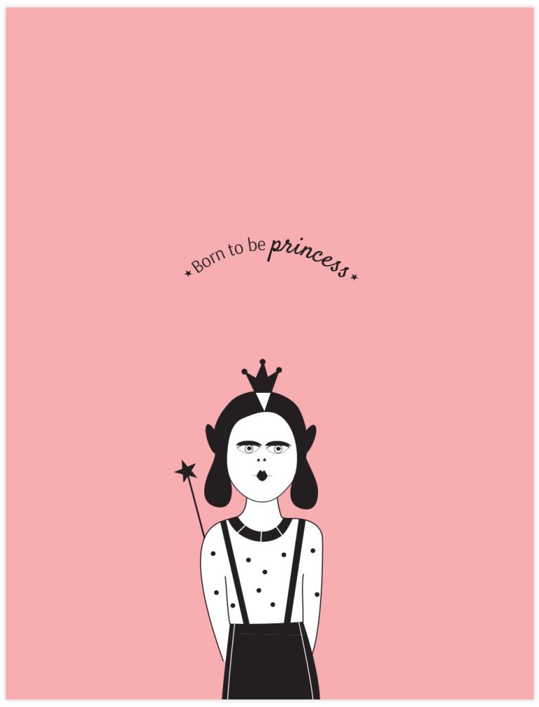 פוסטר נסיכות יעריתה